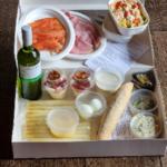ASPERGE-DINERBOX voor 14:00 bestellen